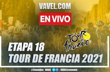 Resumen etapa 18 Tour de Francia 2021: Pau - Luz Ardiden