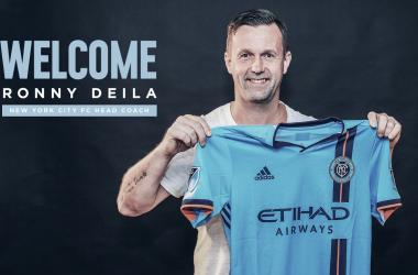 Ronny Deila, nuevo entrenador de NYCFC