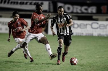 Com participação do VAR, Boa Esporte fica no empate sem gols com Atlético-MG