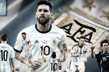 Lionel Messi (Selección Argentina)