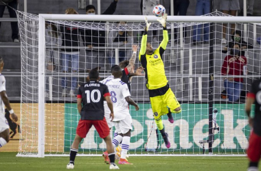 Orlando City Takes All 3 Points on the Road Against DC United
