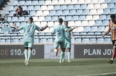 """DE ESTRENO. El """"Tomba"""" entrenó nueva indumentaria en Córdoba por Copa Argentina. Foto: Prensa Godoy Cruz"""