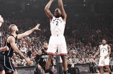 Toronto Raptors atropelam Orlando Magic e empatam série pelos playoffs da NBA