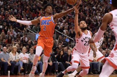 Wounded Thunder continue winning run in a tight contest vs Toronto