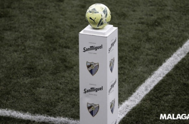 Málaga CF. Fuente: Málaga CF