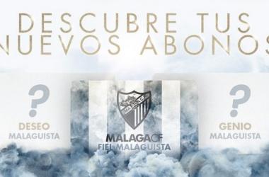Nuevos abonos del Málaga CF / Foto: Málaga CF