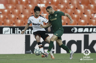 Puntuaciones del Valencia vs. Athletic Club, 33ª Jornada de LaLiga Santander