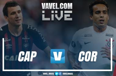 Resultado Atlético-PR 1x0 Corinthians pelo Brasileirão 2018