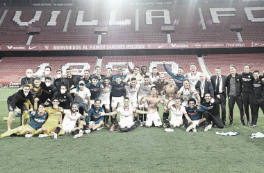 Foto: @SevillaFC en Twitter
