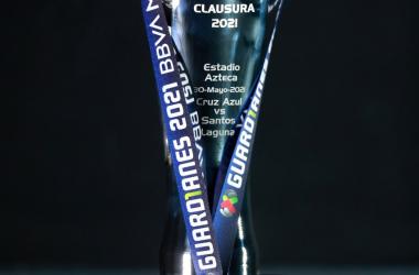 Este trofeo se sumará a las vitrinas del monarca de la Liga Mx (Foto: Liga Mx)