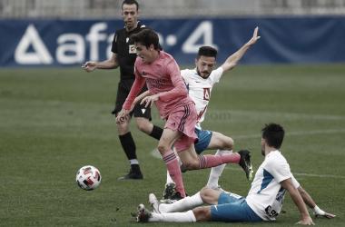 Severo correctivo para el Castilla en el Cerro del Espino (1-0)