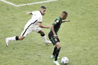 Gols e melhores momentos América-MG x Corinthians pelo Campeonato Brasileiro(0-1)