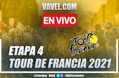 Resumen etapa 4Tour de Francia 2021: Redon - Fougères