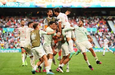 Euro 2020, la Spagna ai quarti dopo i supplementari