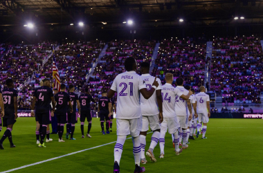 Come From Behind Win For Orlando City On the Road vs Inter Miami 2-1