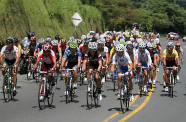 Resultados segunda etapa Vuelta a Colombia 2014