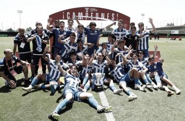 El Juvenil del Deportivo, campeón de España y a Europa