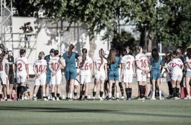 Hasta 8 jugadoras del Sevilla FC Femenino se despiden esta temporada