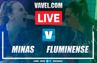 Resultado Itambé/Minas x Fluminense pela quartas de final da Copa Brasil de Vôlei Feminino (3-1)