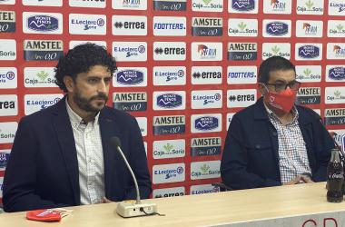 Rubén Andrés. Imagen: Numancia.