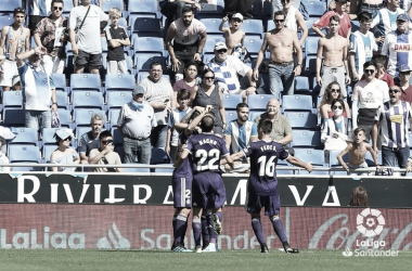 EL Real Valladolid recuperar la sonrisa