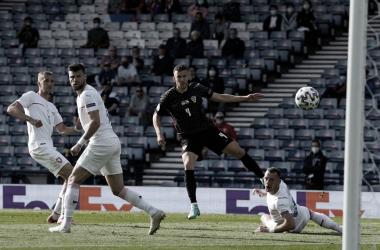 Croacia suma su primer punto en la UEFA Euro 2020 y se jugará su destino en la última jornada | Fotografía: UEFA