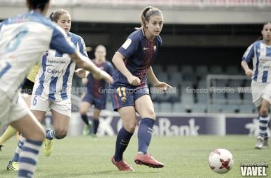 """Alexia Putellas: """"El equipo está preparado para sacar las cosas adelante"""""""