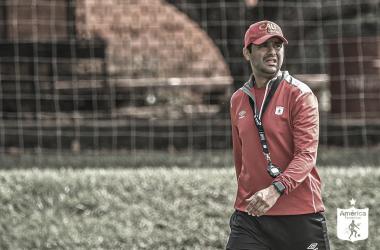 """Andrés Usme: """"Fallamos en cosas que no tenemos que fallar, pero esto recién inicia"""""""