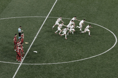 El desenlace de la tanda / FOTO: UEFA