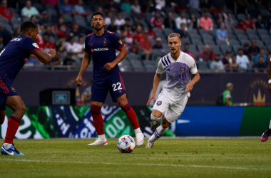 Chicago Fire 3-1 Orlando City: Chicago continues their winning ways