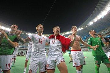 Euro 2020 - La Danimarca vola in semifinale: eliminata la Repubblica Ceca