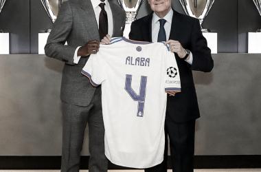 """David Alaba: """"El club me ofreció el 4 y me dijeron que no había otro disponible"""""""