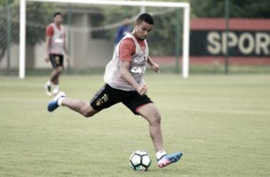 Jogador negou todas as acusações em depoimento dado hoje (Foto: Williams Aguiar / Sport Club do Recife)