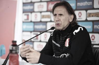 Ricardo Gareca se enfoca en la Clasficiación Sudamericana Qatar 2022 | Fotografía: FPF