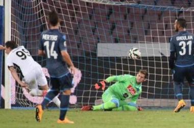 El Palermo aumenta las dudas napolitanas