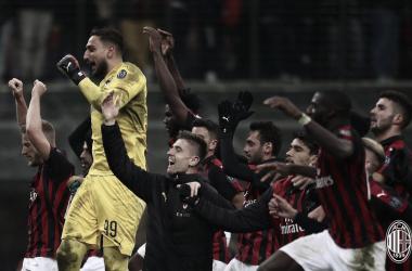 Divulgação/ AC Milan