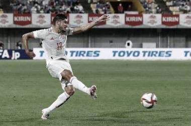 Melhores momentos Egito x Espanhapelas Olimpíadas de Tóquio(0-0)