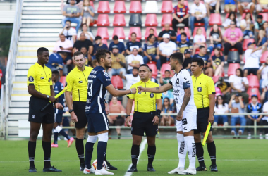 Pumas rescata empate ante Querétaro en último compromiso de pretemporada