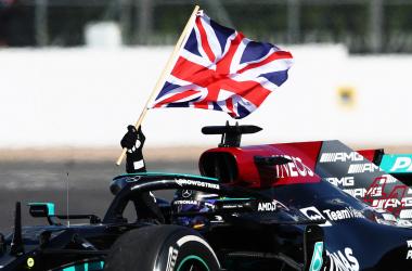 Foto:Mercedes-AMG Petronas Formula One Team
