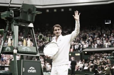 """Roger Federer: """"Sigo con hambre, lo voy a seguir intentando"""""""