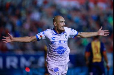 """Nicolás Sosa: """"Estoy muy contento por mi primer gol"""""""