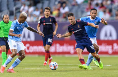 Photo by @ChicagoFire via Getty Images