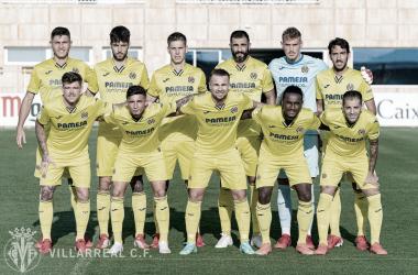 "<p class=""MsoNormal"">Once inicial vs Levante // Foto: Villarreal C.F&nbsp;<o:p></o:p></p>"