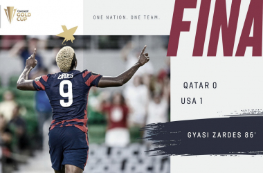 Estados Unidos acumula ocho partidos invicta desde el 3 de junio y avanza a la gran final de la Copa Oro 2021| Fotografía: U..S..Soccer