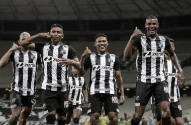 Foto:Felipe Santos / Ceará SC