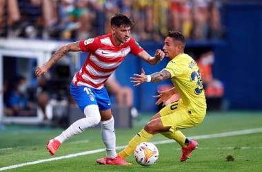Neva es el jugador con más minutos en el Granada de Rpobert Moreno | Foto: Pepe Villoslada / Granada CF