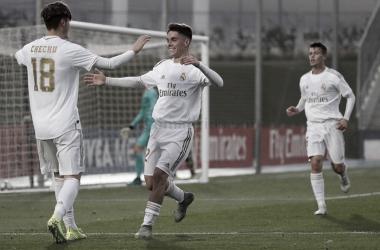 """Sergio Arribas: """"La UEFA Youth League es una competición muy importante para nosotros"""""""