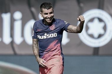Ángel Correa garante vitória do Atlético de Madrid sobre Celta de Vigo