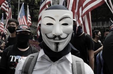 Anonymous vuelve tras la muerte de George Floyd: así amenazó al gobierno de EEUU revelando crímenes mundiales
