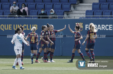 Barça vs Deportivo- Liga Iberdrola 2020-2021| Foto: Ferran Clotet- VAVEL